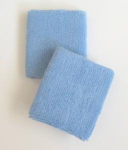 Carolina Blue Athletic Wristband