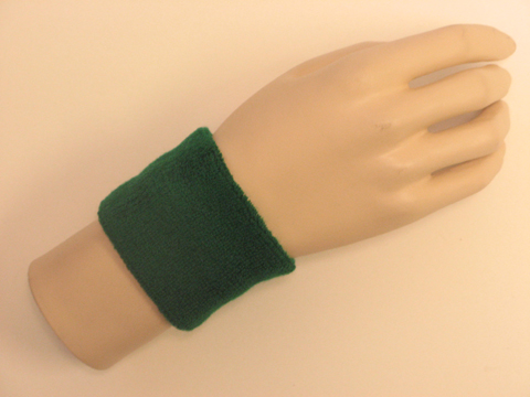 Green Sports Wristbands