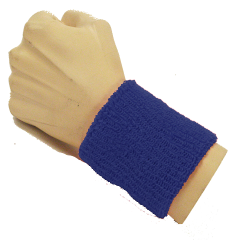 Blue Wristband for Men
