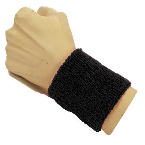 Black Wristband for Men