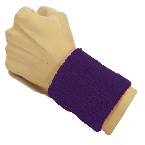 Purple Wristband for Men