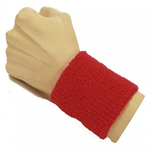 Red Wristband for Men