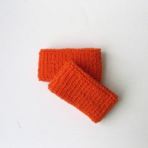 Orange Cheap Wrist Bands