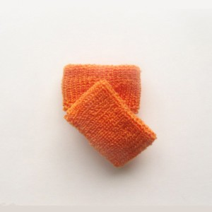 Orange Cheap Wrist Bands