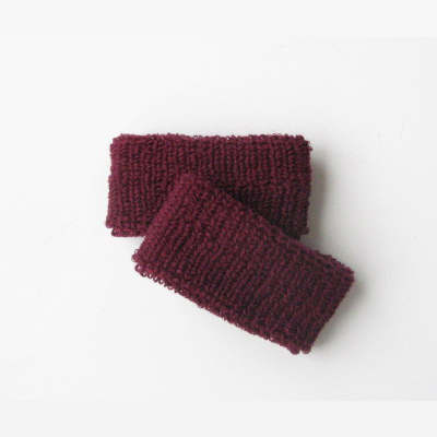 Maroon Burgundy Cheap Wrist Bands