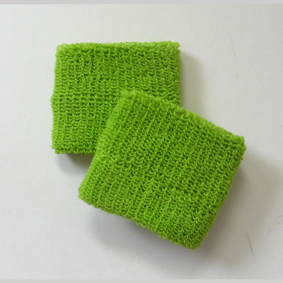 Lime Green Cheap Wristband